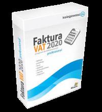 Program do wystawiania faktur - FAKTURA VAT 2020 PRO