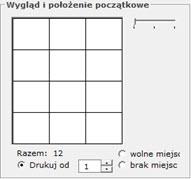 Etykiety - Kody kreskowe - System do fakturowania
