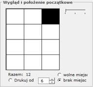 Etykiety - Kody kreskowe - Faktury program