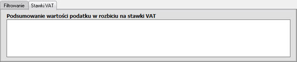 Księgowość - Dokumentacja firmowa - Ewidencja VAT - Program faktura