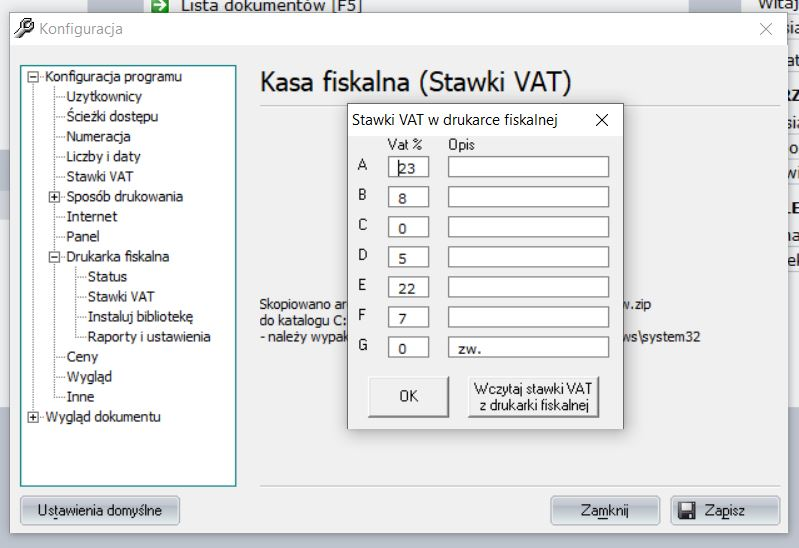 Program do faktur - Proste fakturowanie | Rafsoft.net