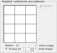 Kody kreskowe - Program wystawianie faktur