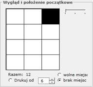 Kody kreskowe - Program do faktur