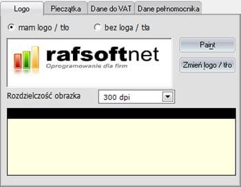 Edycja danych podatnika - Oprogramowanie do faktur