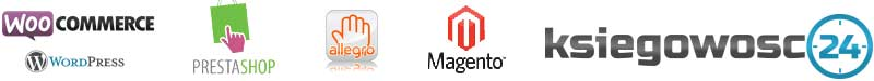 FakturaVATintegracjazAllegro, WooCommerce, Magento, Prestashop, ksiegowosc